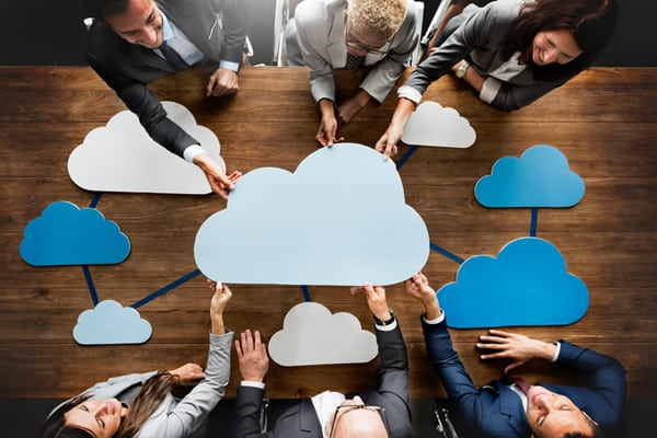 How The Cloud Is Driving Collaborative Working